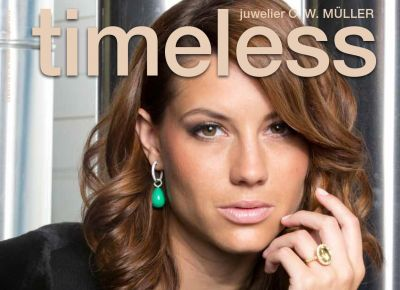 timeless CW. MÜLLER Cover
